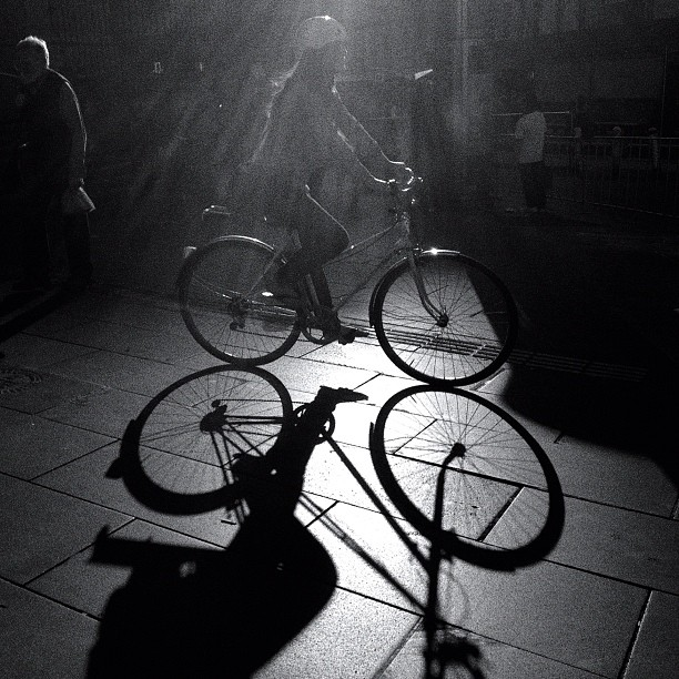 ##streetphotography #melbourne #mobilephotography Melbourne as usual, you've been wonderful… (Taken with  instagram )