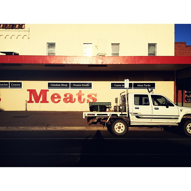 Wagga Wagga #streetphotography (Taken with Instagram at Bridge Tavern)