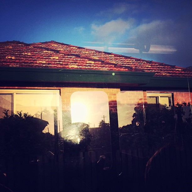 #suburbia #intransit  (Taken with  instagram )
