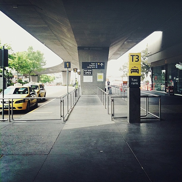 #documentingspace #MelbourneAirport  (Taken with  instagram )