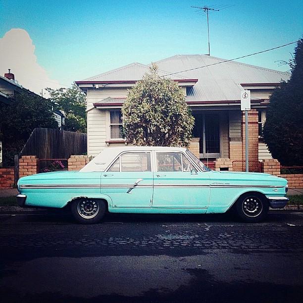 Newtown, Geelong (Taken with instagram)