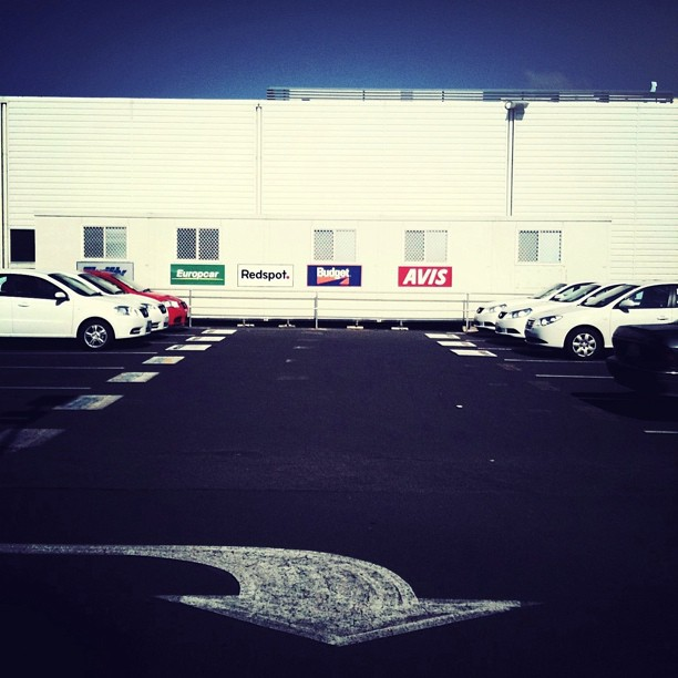 #documentingspace #carparks (Taken with instagram)