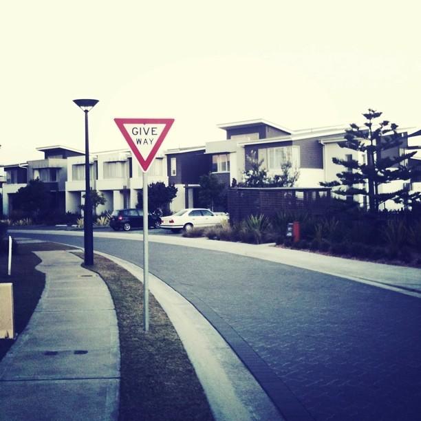 #suburbia (Taken with Instagram at magenta shores)