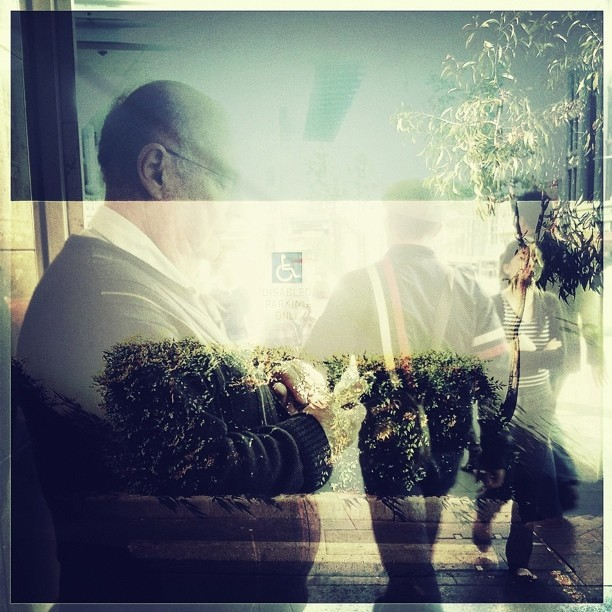 #transparent #streetphotography  (Taken with  instagram )