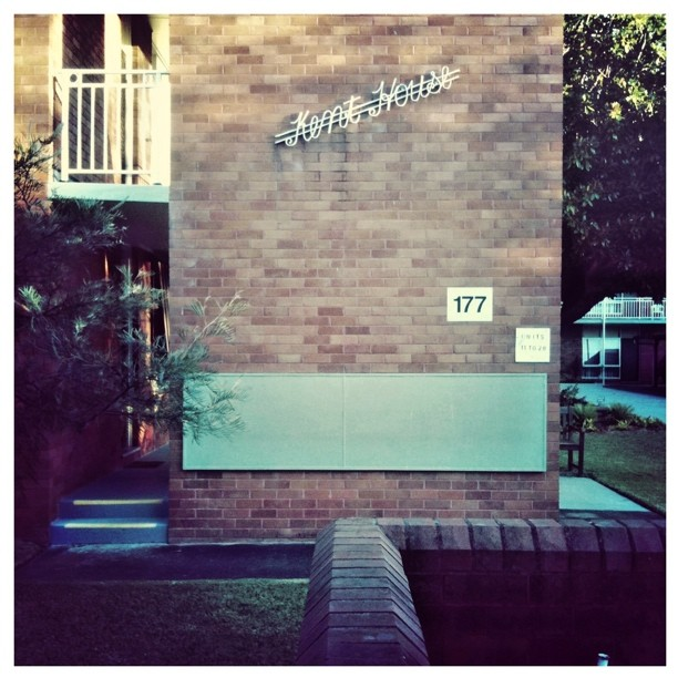 #suburbia #Sydney  (Taken with  instagram )