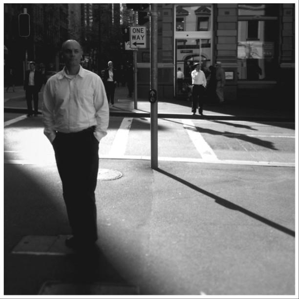 #street #Sydney  (Taken with  instagram )