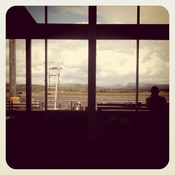coolangatta airport… (Taken with instagram)