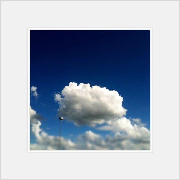 #roadtrip #clouds #lookup (Taken with  instagram )