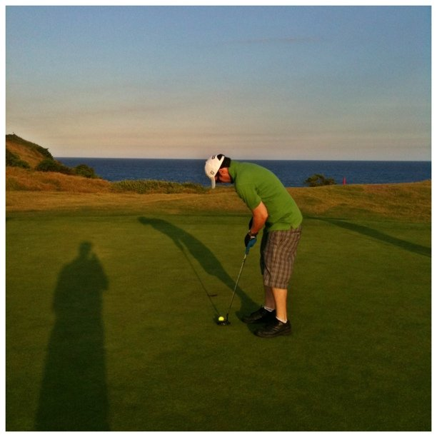 #golf @rodfarmer (Taken with Instagram at the coast golf club)