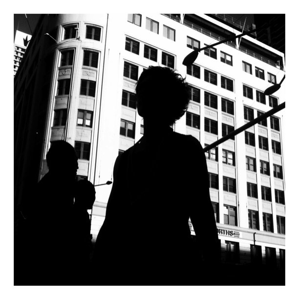 #street #shadows (Taken with  Instagram  at Sydney Town Hall)