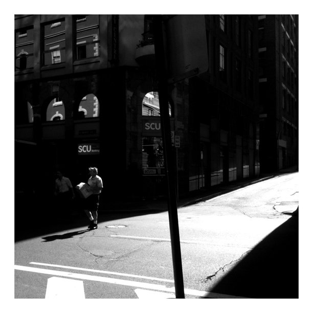 #street #shadows  (Taken with  Instagram  at Klink Handmade Coffee)