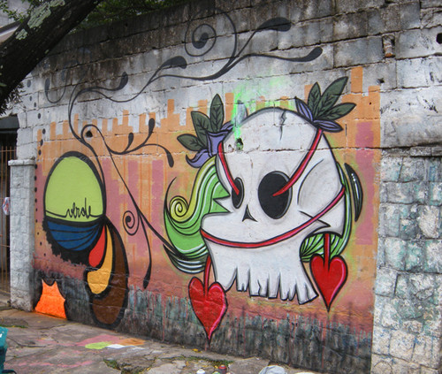 VERDE - Brazil Graffiti, Sao Paulo | World Graffiti Urban Art