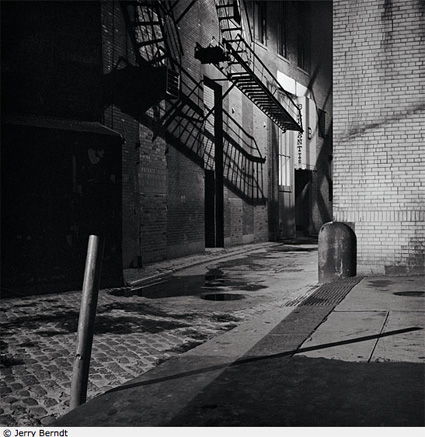 Jerry Berndt . Insight . Night Photographs - we make money not art