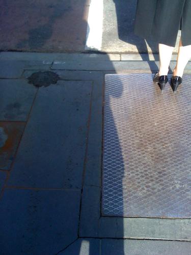 Street. legs