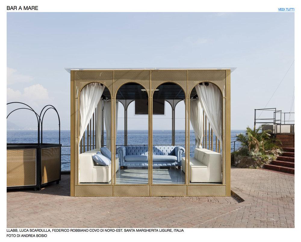 CovodiNord-Est homepage Architettura Italiana