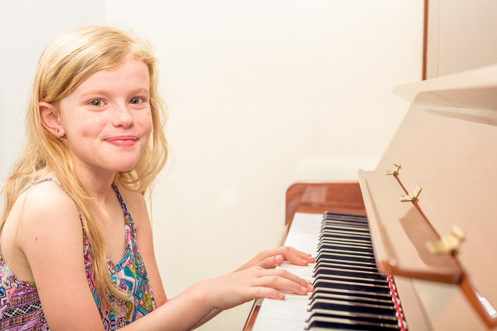 Fun piano lessons