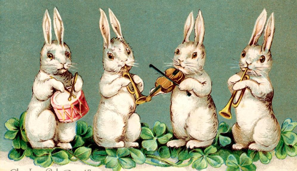 Happy Easter from Tempo Allegro School of Music!