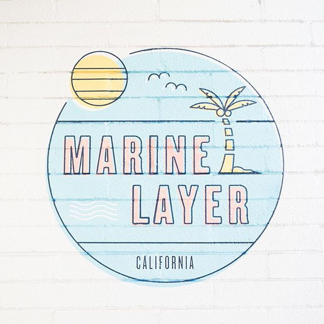 One of the best things about California is it's relaxed atmosphere - especially here in Huntington Beach and in our neighbour cities Newport Beach and Laguna Beach. This wall painting captivates that feeling in a super nice way. It is from outside the @marinelayer store at Lido Marina Village. . Lido Marina Village is one of my favourite spots to go and breathe in the chic and cool atmosphere by the sea. And it is just soooo pretty there. I mean, just look at their Instagram feed @lidomarinavillage and you get what I mean. I love how shopping centers and stores here in California know how to make good Instagram accounts. Something many Finnish shopping centers and stores could learn from - wink wink! 😄 . . What's your favourite store or shopping related Instagram feed? . . #lidomarinavillage #newportbeach #shoppingdestination #coolandrelaxed #marinelayer #wallpainting #iglove #otamallia #sosiaalinenmedia
