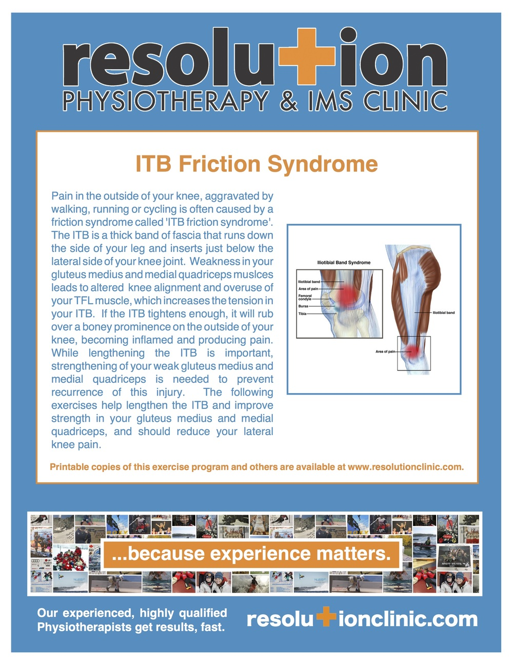 ITB Friction Syndrome Barrie