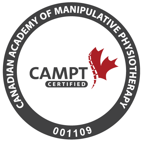 campt seal of mandi hayes, resolution physiotherapist