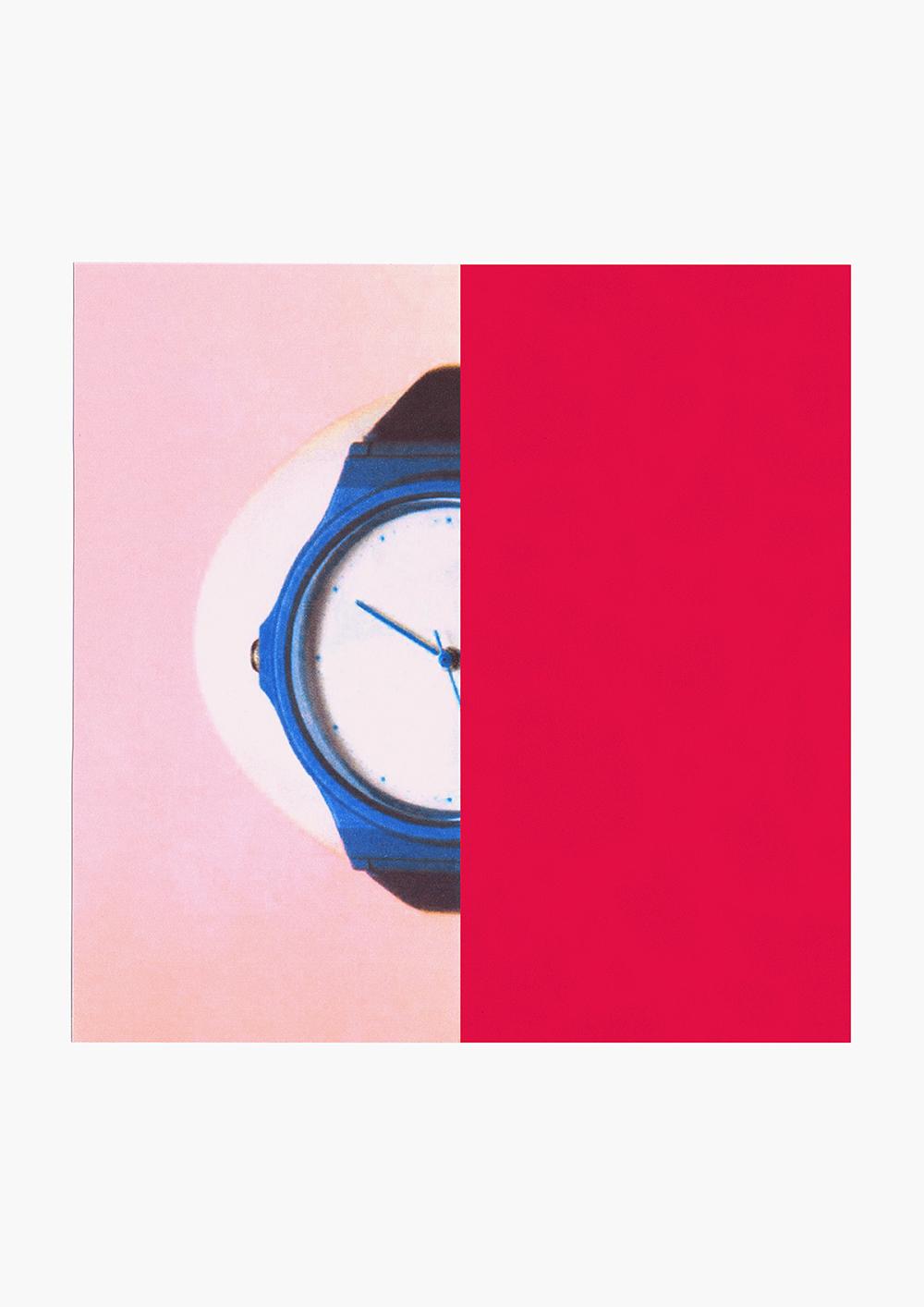 Pink & Red, 2015,Silk Screen