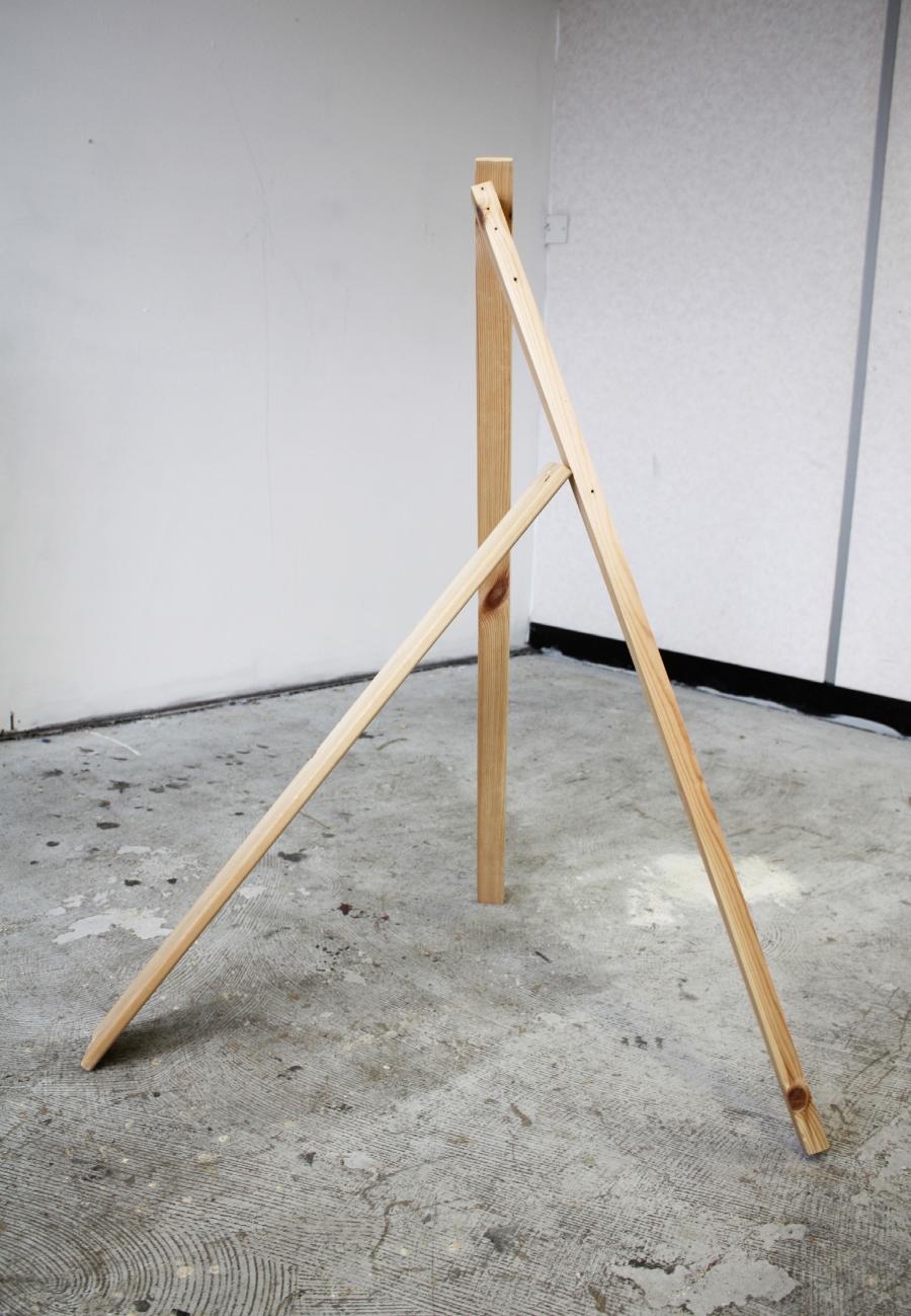 Balanced Wood, 2014, Wood