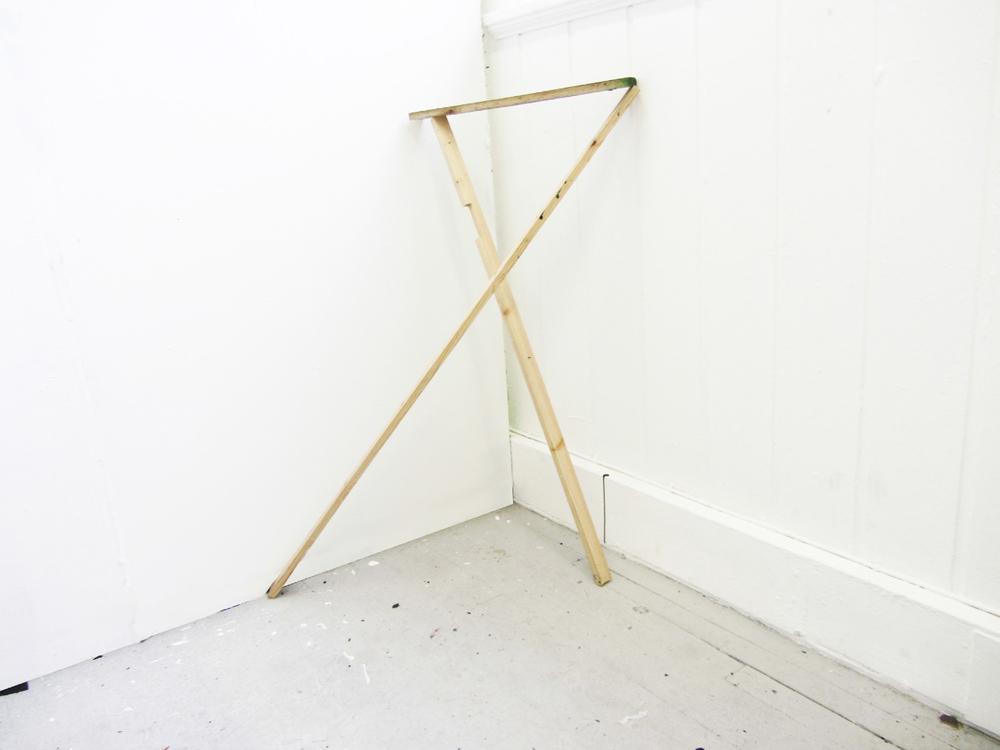 Prop II, 2012, Wood
