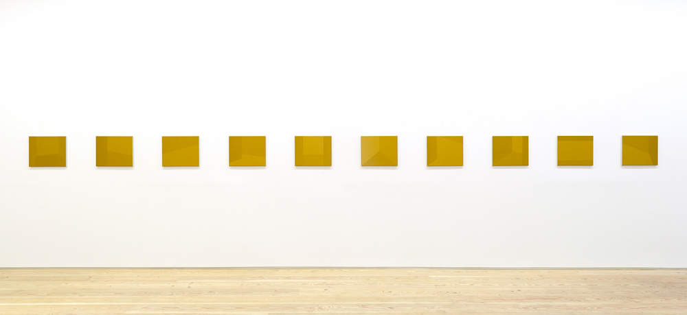 Room, 2012. oil on canvas, 37 x 45 cm / each