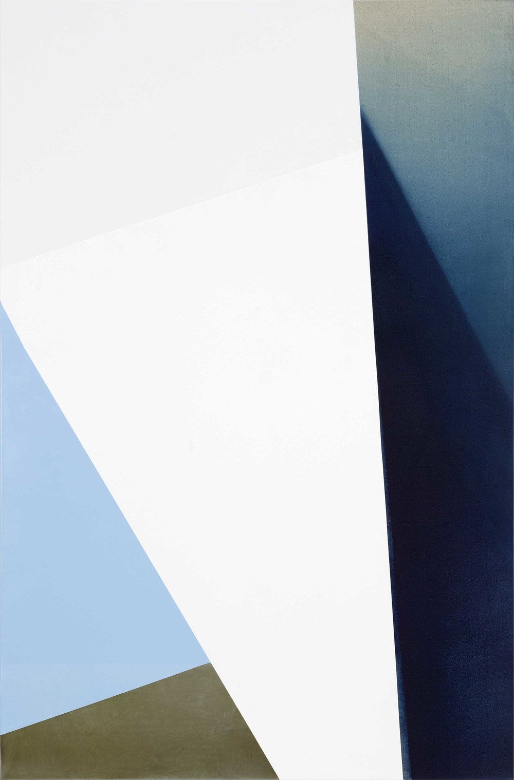 Untitled, 2015, oil on canvas, 230 x 150 cm
