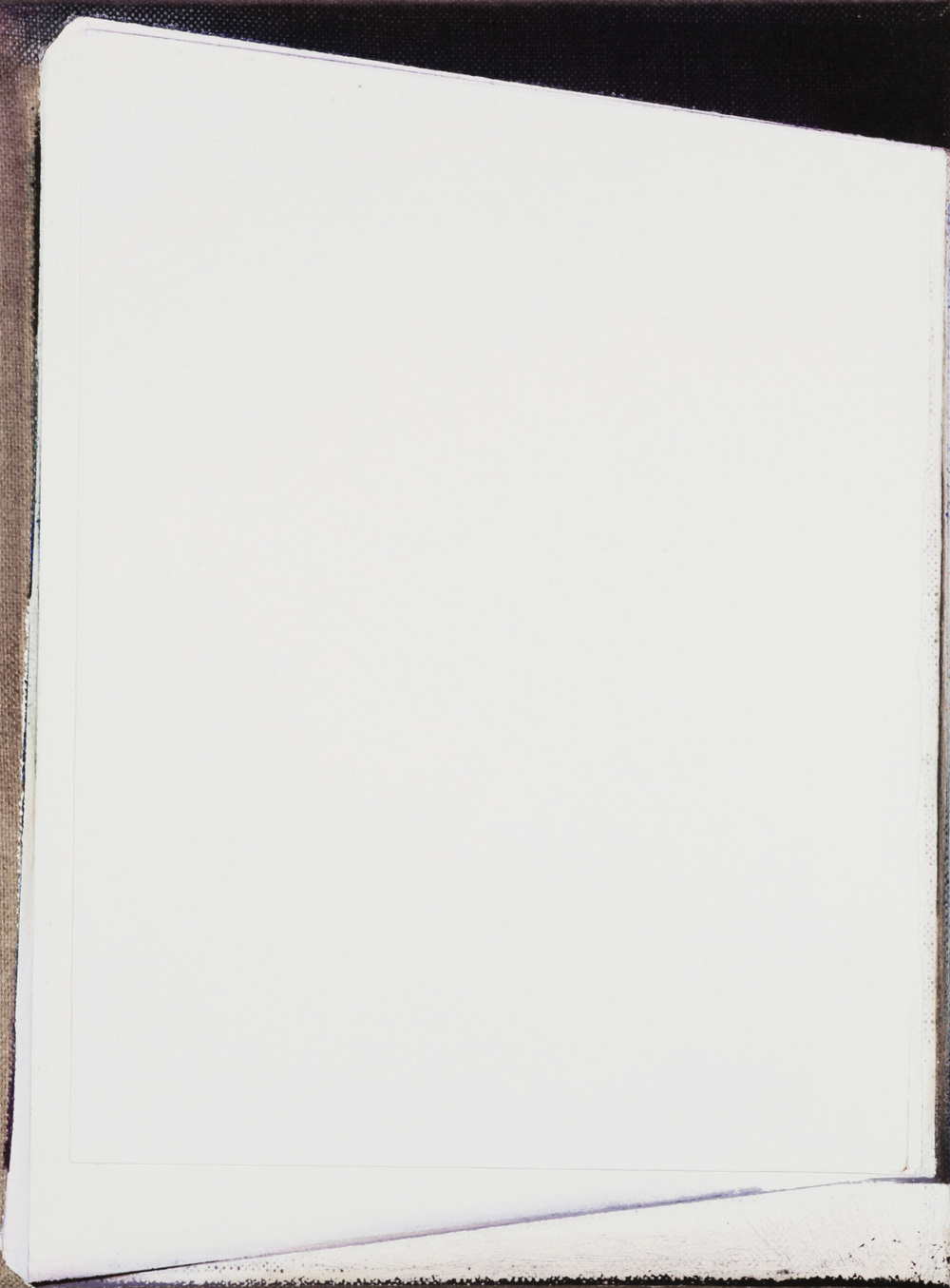 Untitled, 2012, oil on canvas, 28 x 21 cm