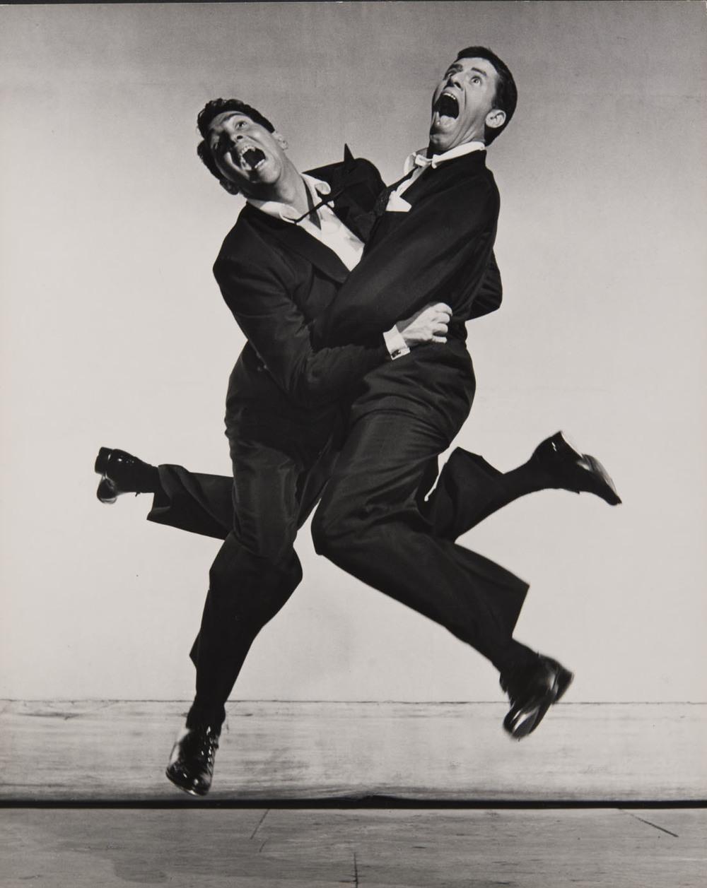 Dean Martin et Jerry Lewis, 1951