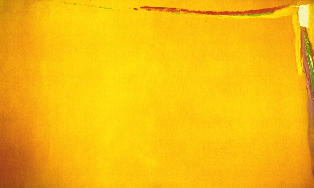 High, A Yellow, 1967