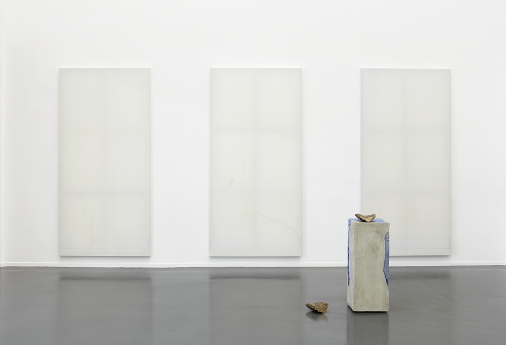 Installation view, Flush, Badischer Kunstverein, Karlsruhe, 2015