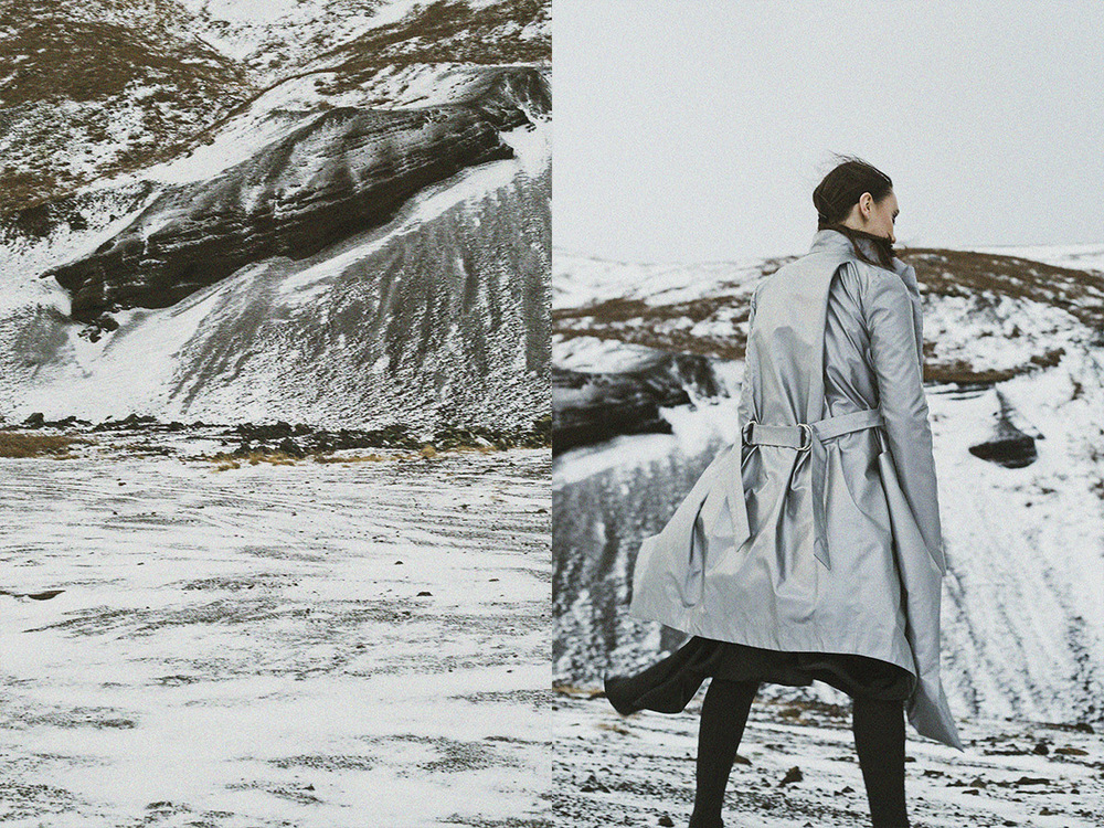 coat   JÖR BY GUÐMUNDUR JÖRUNDSSON   dress   SIGGA MAIJA   tights   WOLFORD