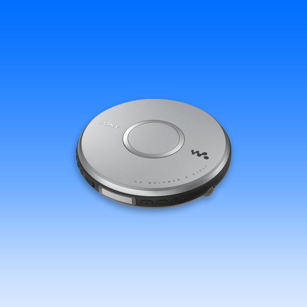CD Walkmann