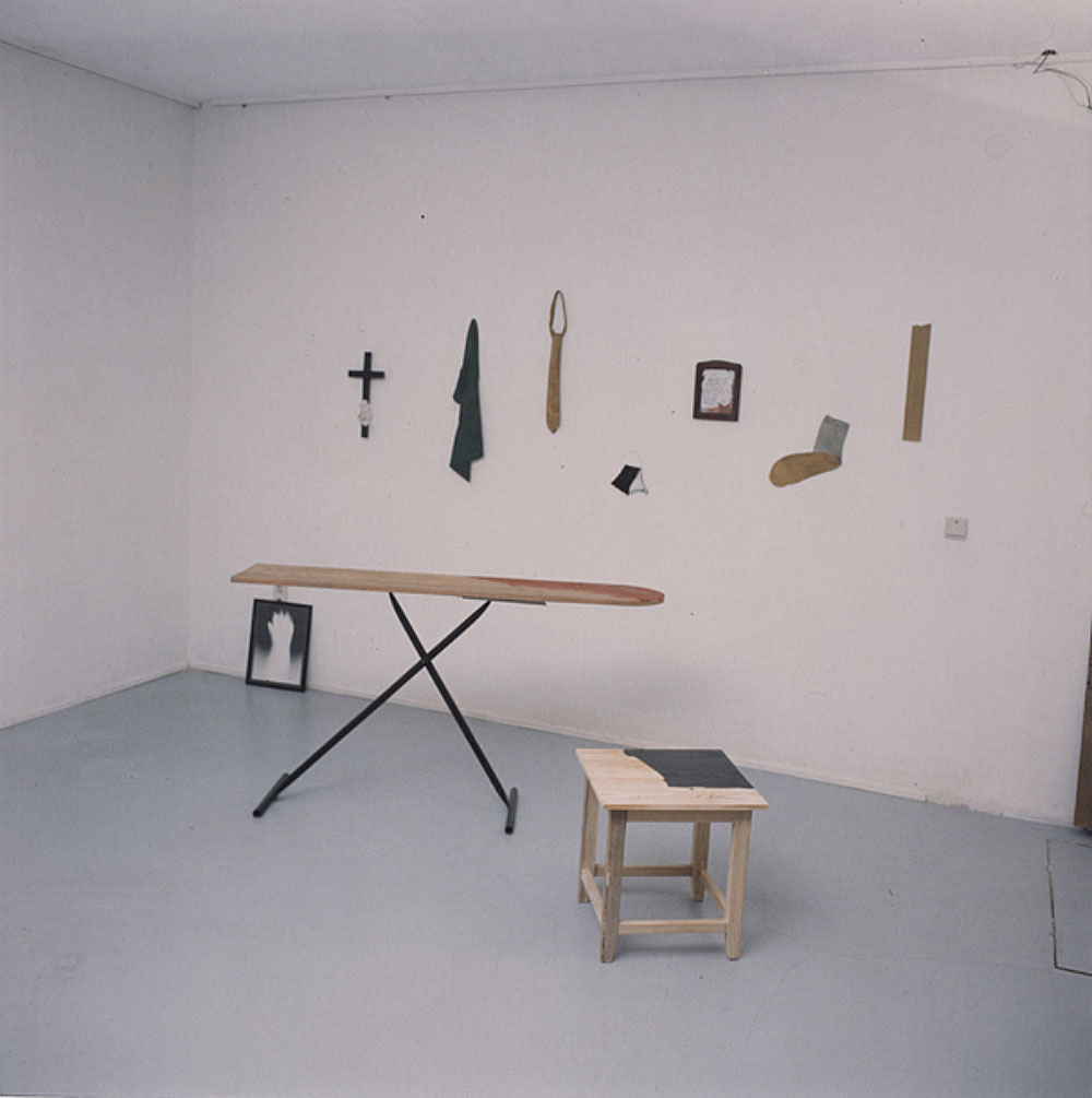 Room of the Ironing Aid, 1970-1992, Various materials