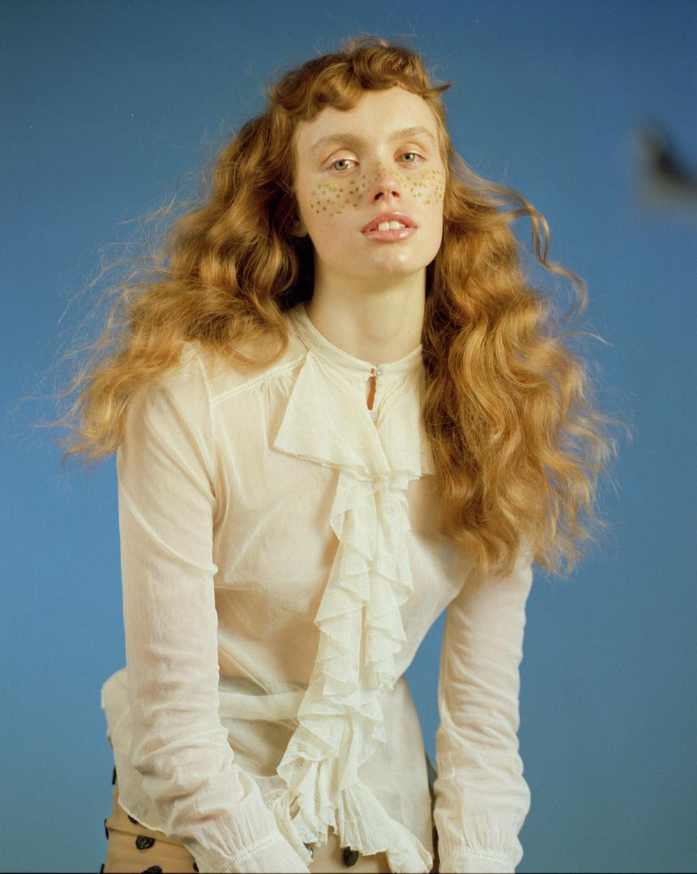 blouse RALPH LAURENskirt TOGA