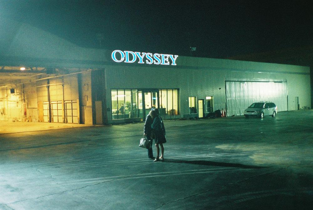Odyssey, 2008