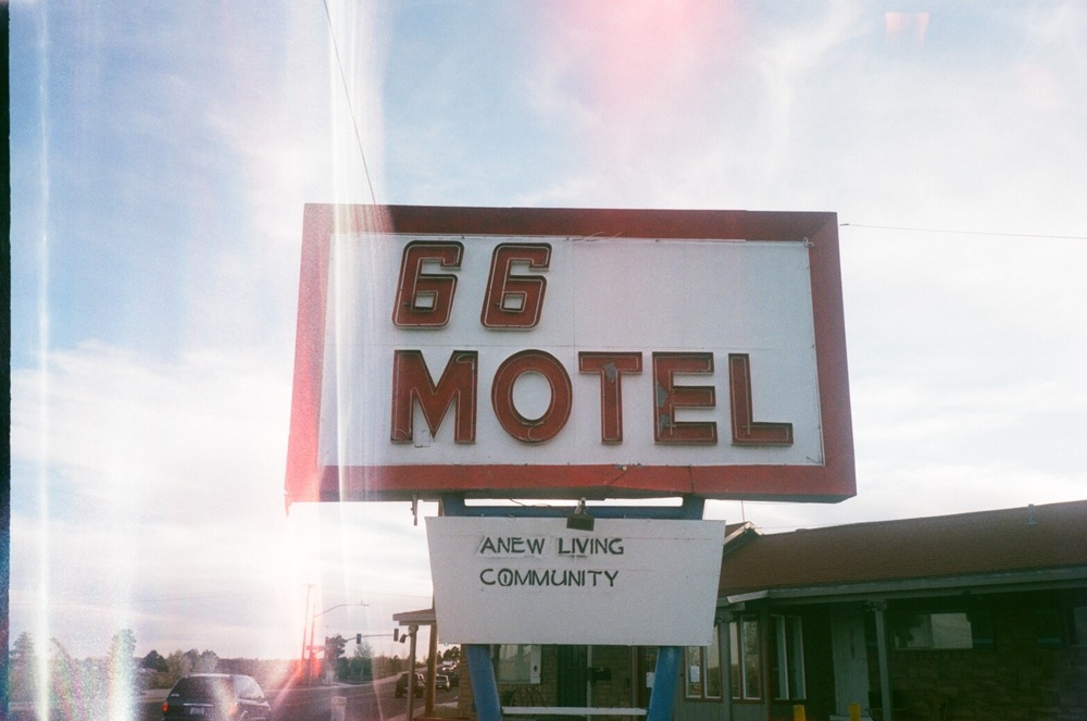 HISTORY 66,Flagstaff, Arizona