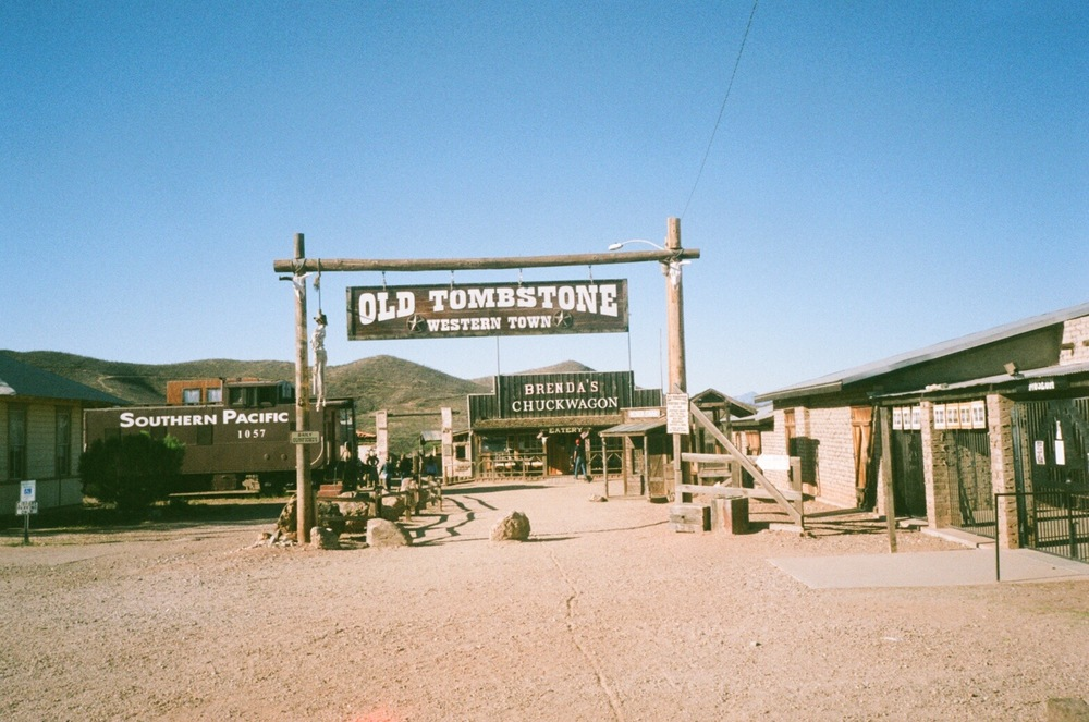 WILD WILD WEST? Old Tombstone, Arizona