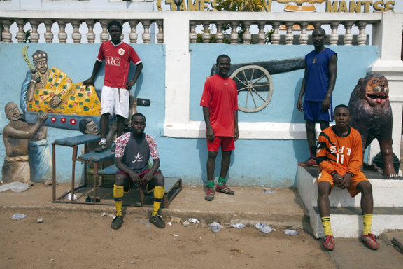 Ghana, Accra,2010