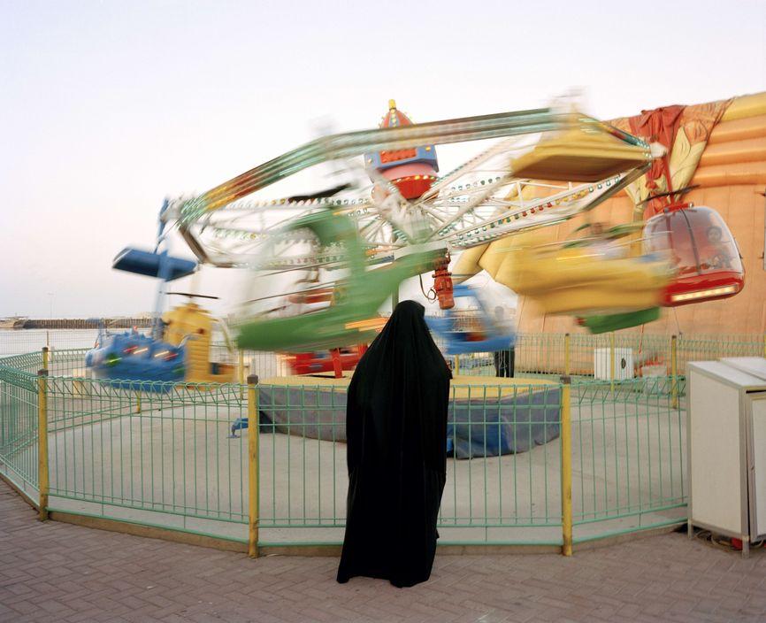 Bahrain,Manama seafront,2004