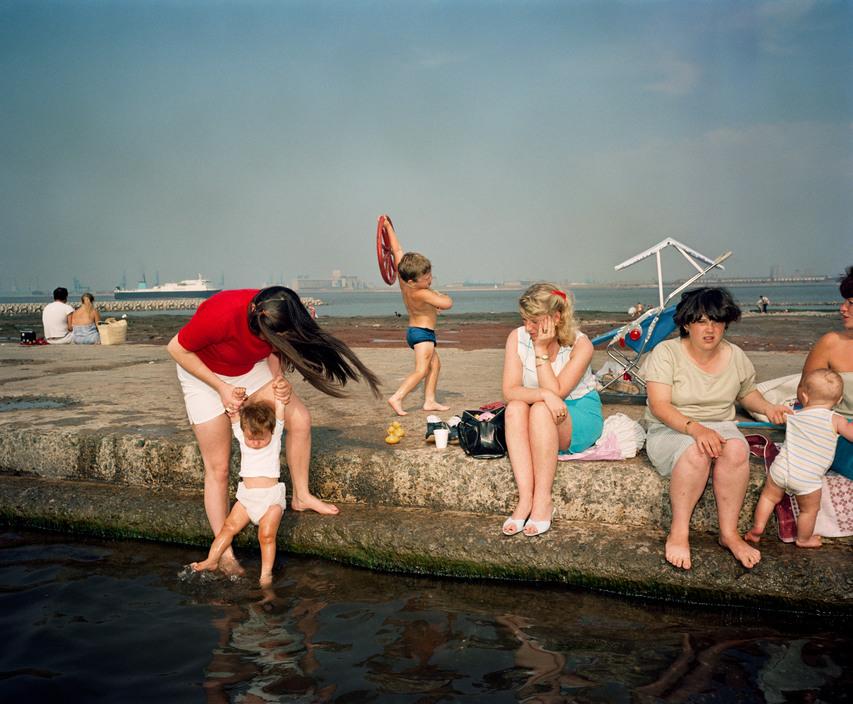 New Brighton, England, 1985