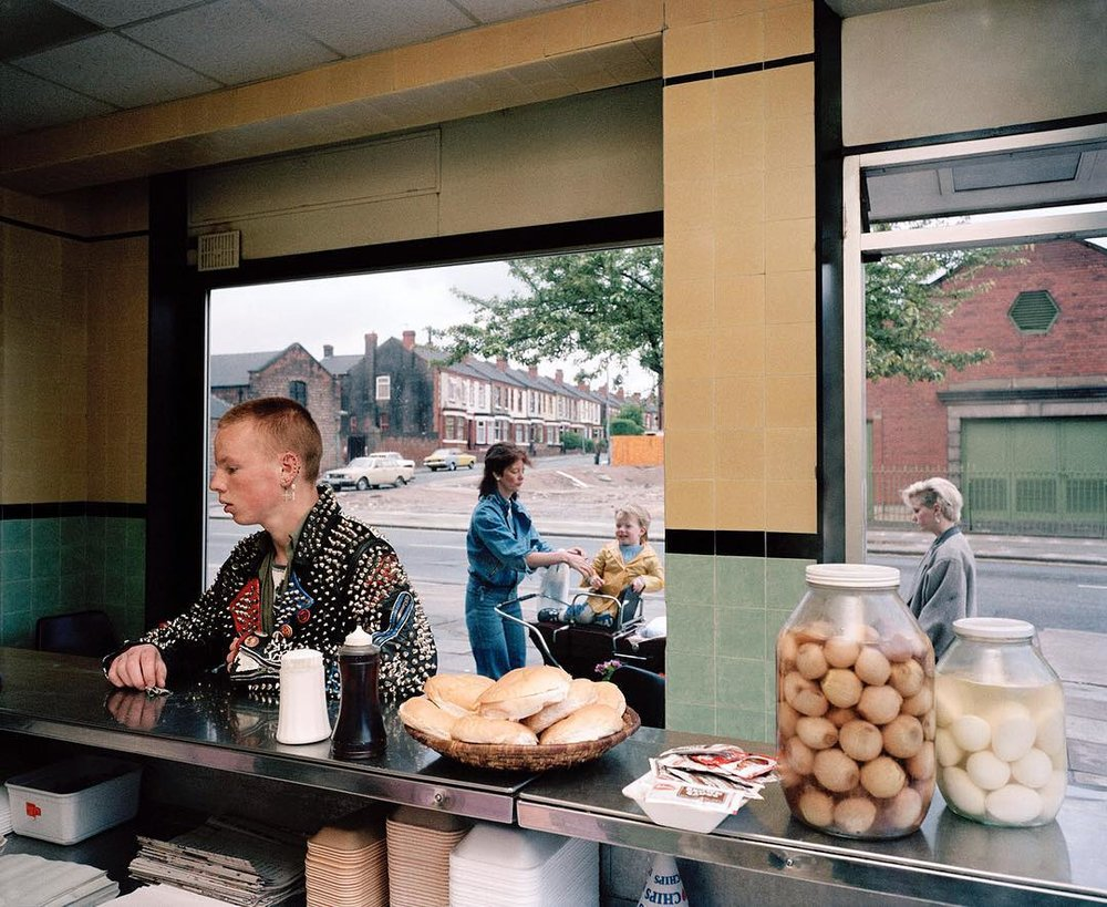 Salford, Manchester, 1986