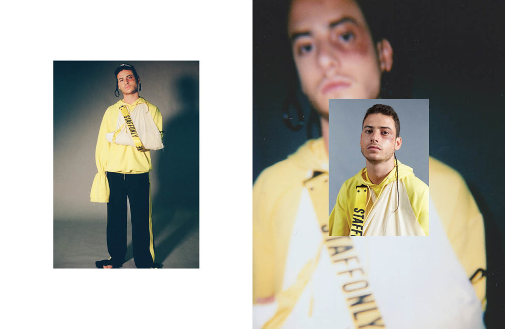 Khaled wears all clothes   STAFFONLY STUDIO