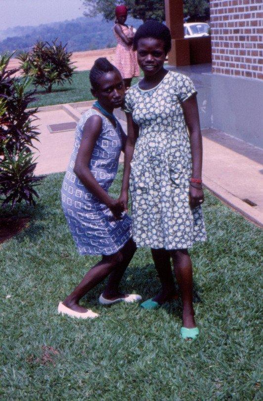 Sacavula, Angola 1967
