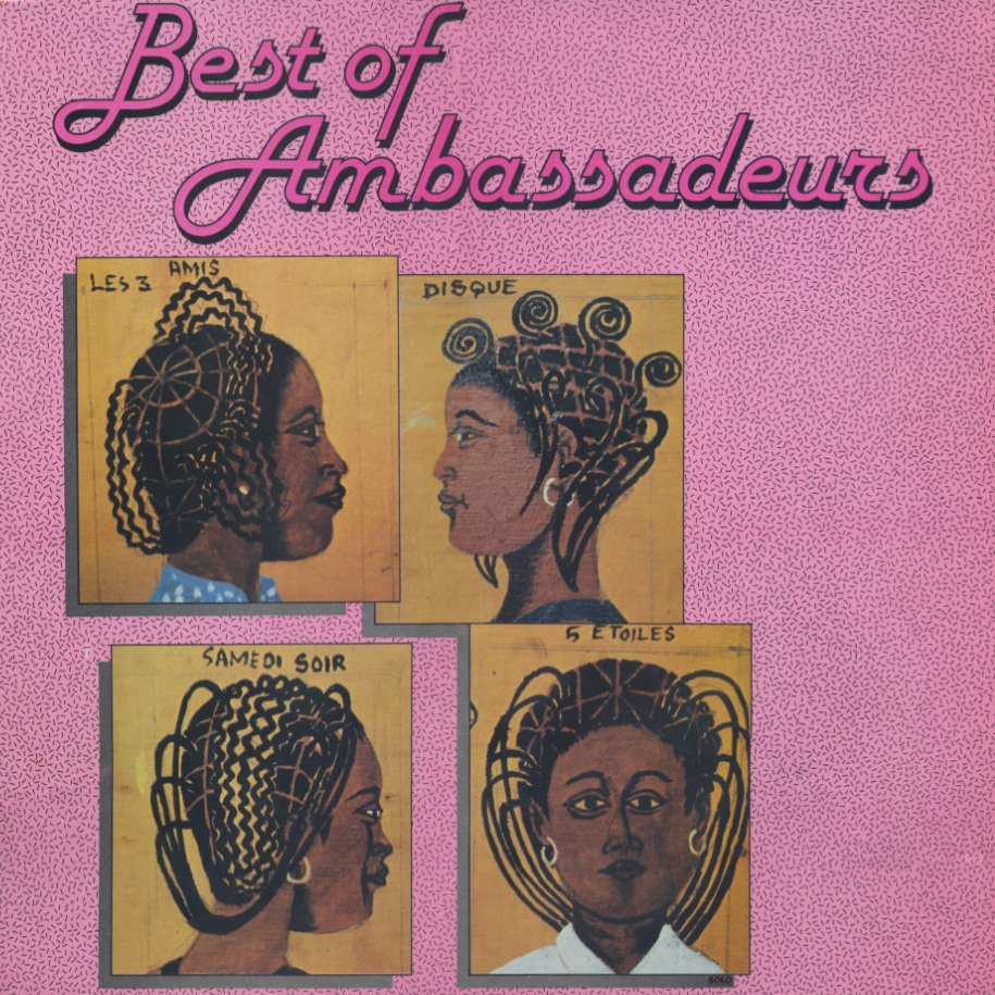 Best of ambassadeur (1982) artwork by A.J Bernard