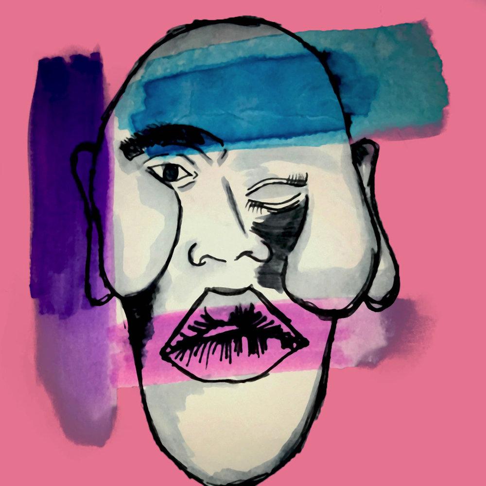 slAve master's pink sAlmon