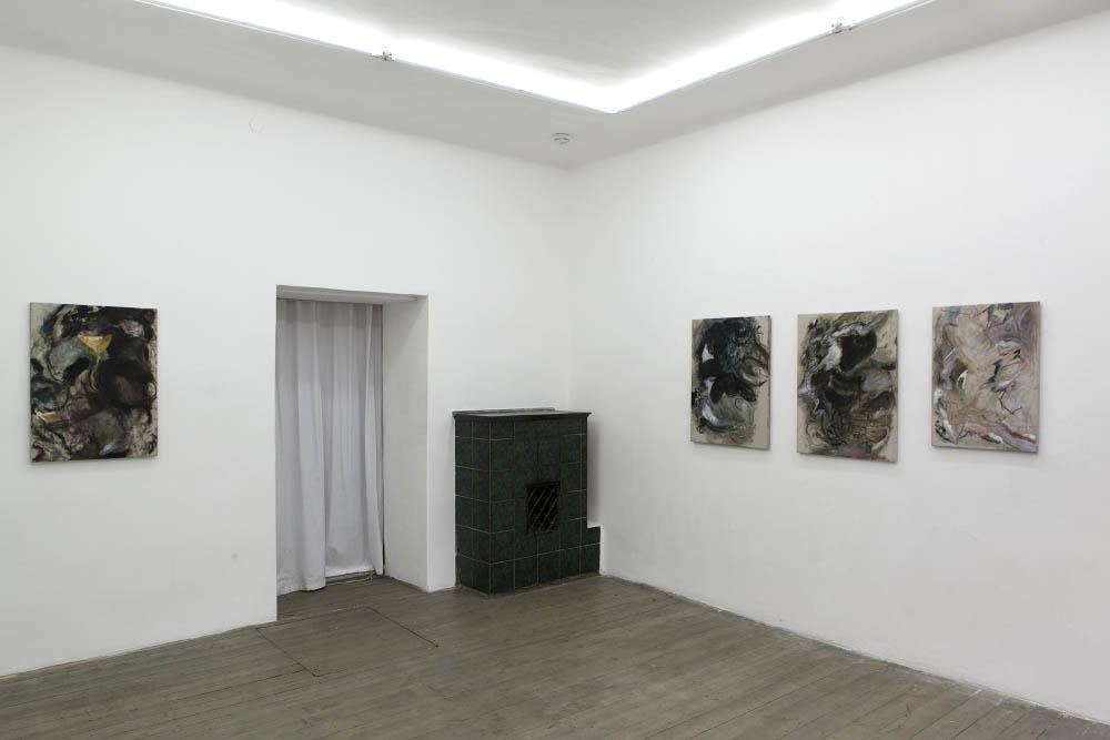 CGDGCE, 2016, installation view