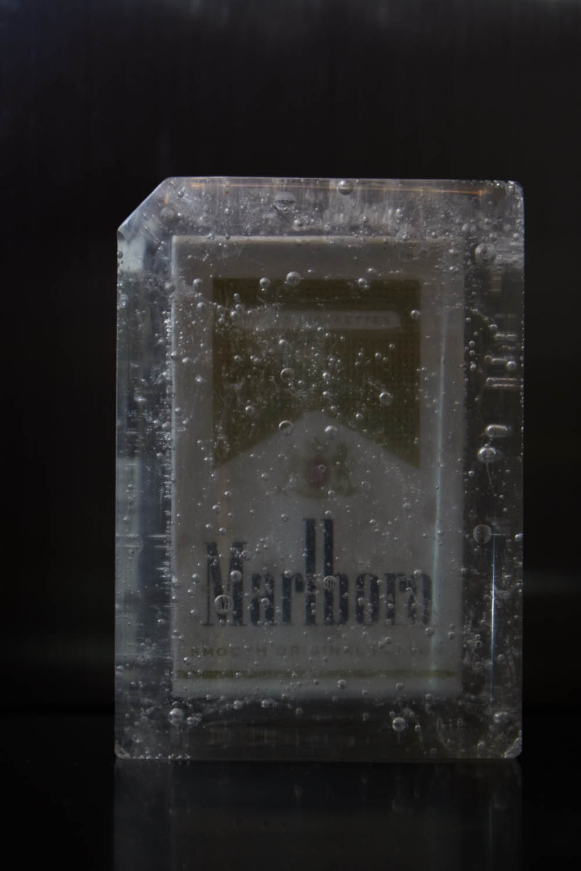 Glass of Marlboro2, 2017.jpg